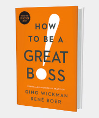 Be A Great Boss EOS Book